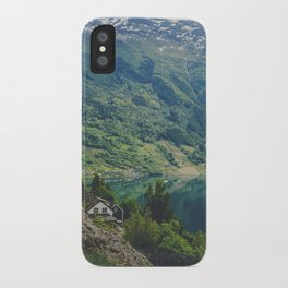alone up north iPhone Case