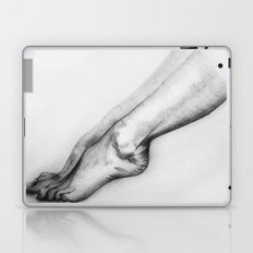 woman legs Laptop & iPad Skin