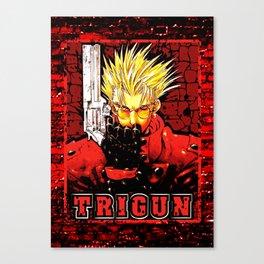 TriGun Canvas Print