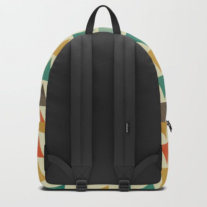 Lovely geometric Pattern VII Backpack