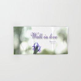 Walk In Love Hand & Bath Towel