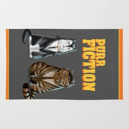 Purr Fiction Rug