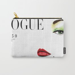 VOGUE  1950 Carry-All Pouch