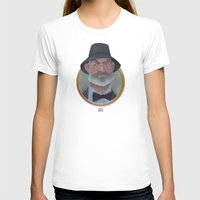 indiana jones T-shirts featuring Henry Jones Sr. of Indiana Jones fame. by wwww
