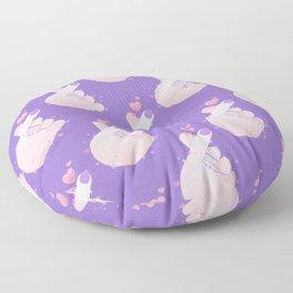 Korean Finger Heart Floor Pillow