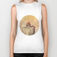 balance Biker Tanks featuring Balance    by LebensART Photography