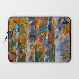 Birch trees - 1 Laptop Sleeve