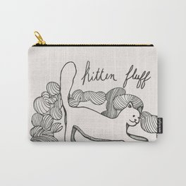 Kitten Fluff Carry-All Pouch