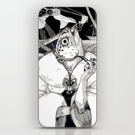 The Cryptids - Mermaid iPhone Skin