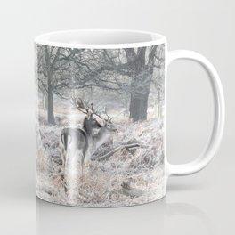 Winter morning in Richmond Park Coffee Mug