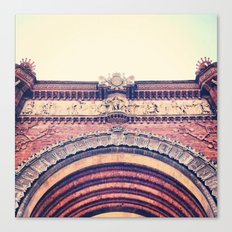 Another Arc Canvas Print