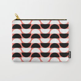 Half circles pattern Carry-All Pouch
