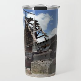Exploring the Longfellow Mine of the Gold Rush - A Series, No. 2 of 9 Travel Mug