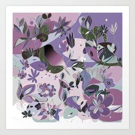 Naturshka 52 Art Print