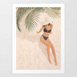 That Summer Feeling V Art Print