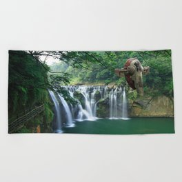 Another Bounty Beach Towel