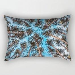 Forest Views Rectangular Pillow