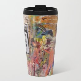 On 50 Brain Cells Travel Mug
