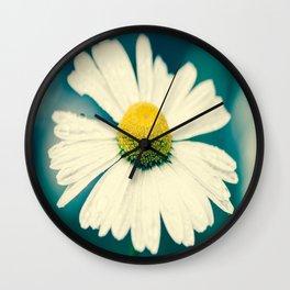 Nice Flower Wall Clock