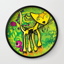 YEAR OF THE ... Wall Clock