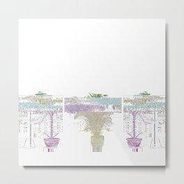 ///if money grew on trees/// Metal Print