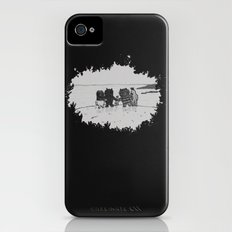 Surrounded By Your Friends iPhone (4, 4s) Slim Case