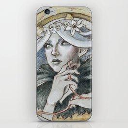 Vaire The Weaver iPhone Skin