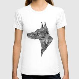 Doberman Profile T-shirt