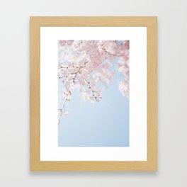 spring vibes #society6 #decor #buyart Framed Art Print