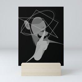 AUTOCRIB Mini Art Print