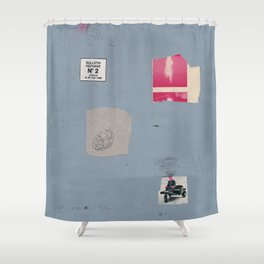 commodity fetishism 3.04 Shower Curtain