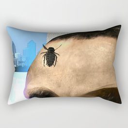 Fly: The Ceremony Is About To Begin Rectangular Pillow