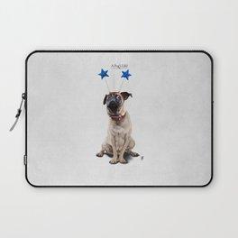 A Pug's Life Laptop Sleeve