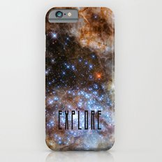 Explore - Space and the Universe iPhone 6s Slim Case
