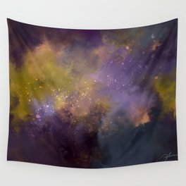 Organized Chaos. Wall Tapestry