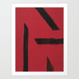 Chevaliers Templar Art Print