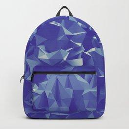 Blue Crystals Backpack