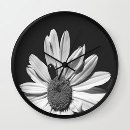 Without Thorns Wall Clock