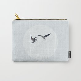 Bird Fight Carry-All Pouch