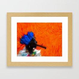 babami Framed Art Print
