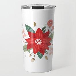 Joy Flourish - Pearl Travel Mug