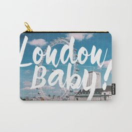 London Baby! Carry-All Pouch