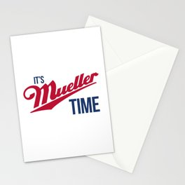Mueller Time Stationery Cards