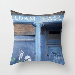 Beldam Lasar Leith Edinburgh Throw Pillow
