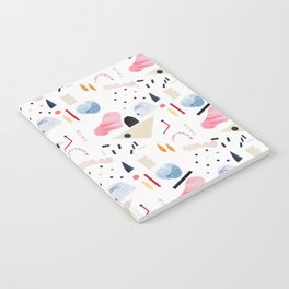 toy piano Notebook