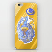 libra iPhone & iPod Skins featuring Libra by SinisterSquids