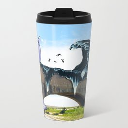Yummy Flume Fish Travel Mug