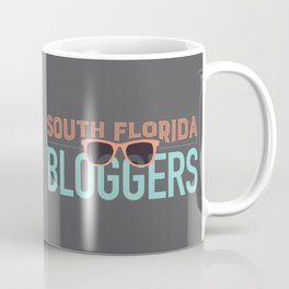 South Florida Bloggers Logo Coffee Mug