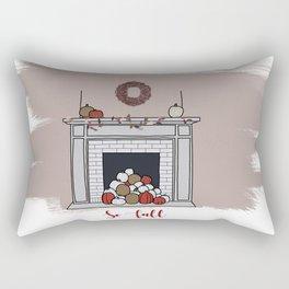 So Fall Rectangular Pillow