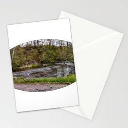 Back-Road Creek Stationery Cards